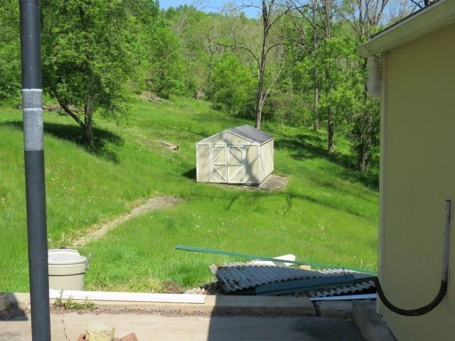 Yard featured at 205 State Route 88, Finleyville, PA 15332