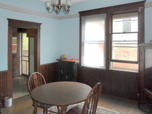 Dining room featured at 713 Virginia Ave, Bluefield, VA 24605