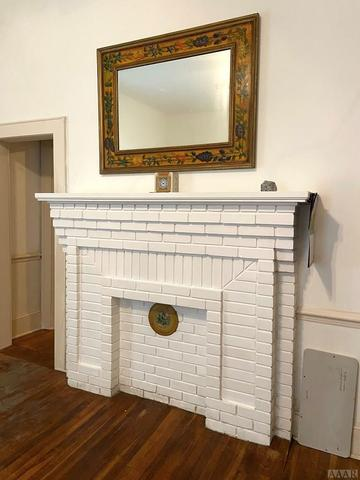 Bathroom featured at 408 S Main St, Rich Square, NC 27869
