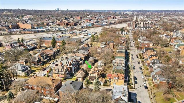 Road view featured at 1351 Hay St, Pittsburgh, PA 15221