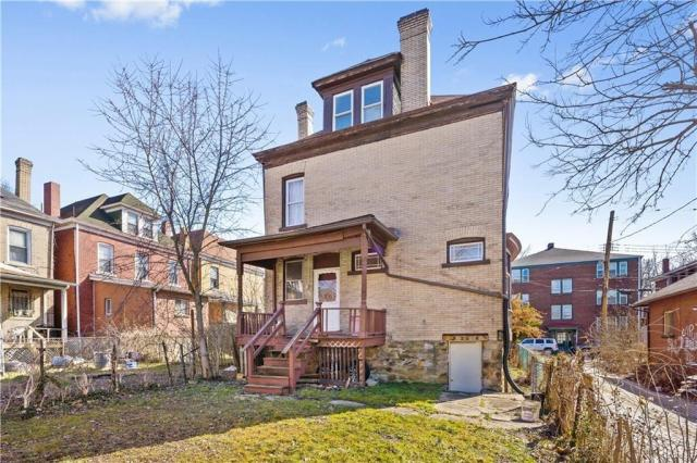 Porch yard featured at 1351 Hay St, Pittsburgh, PA 15221