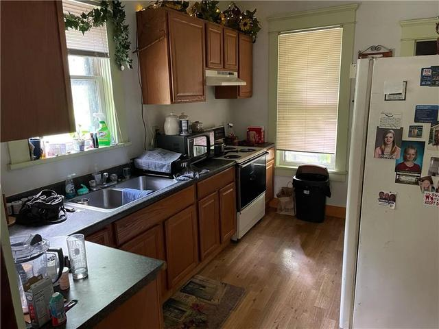 Kitchen featured at 5 Franklin St, Greenville, PA 16125