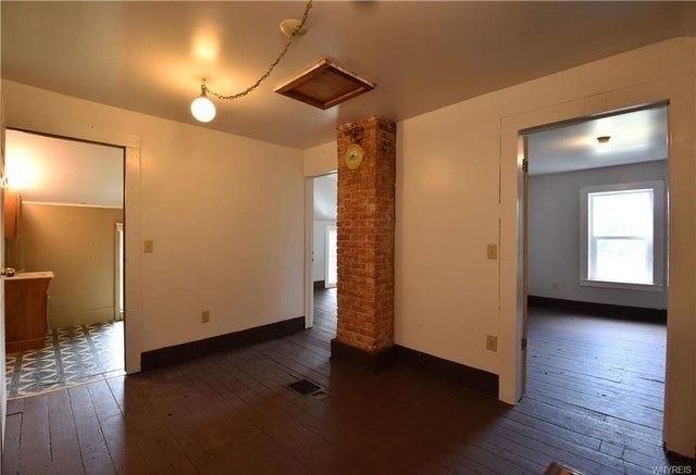 Bedroom featured at 16 Medbury Ave, Cuba, NY 14727