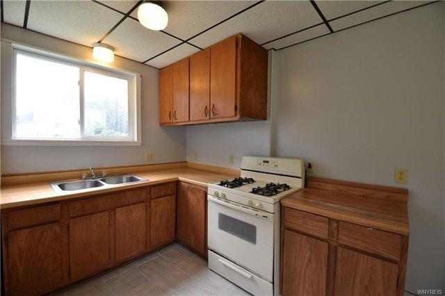 Kitchen featured at 16 Medbury Ave, Cuba, NY 14727
