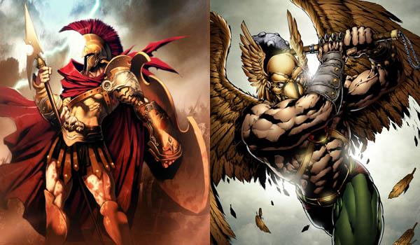Ares Hawkman