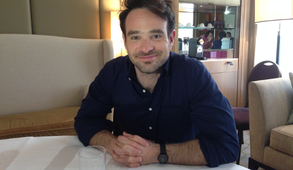 INTERVIEW: Charlie Cox Talks Daredevil!