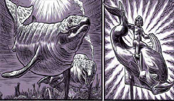 Harder's artwork is astounding.