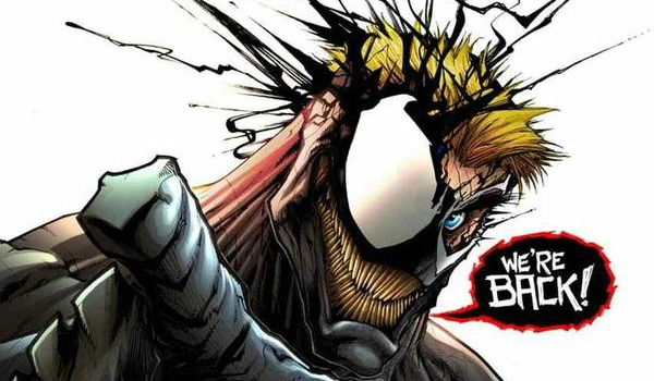 venom and brock