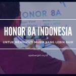 honor 8a indonesia