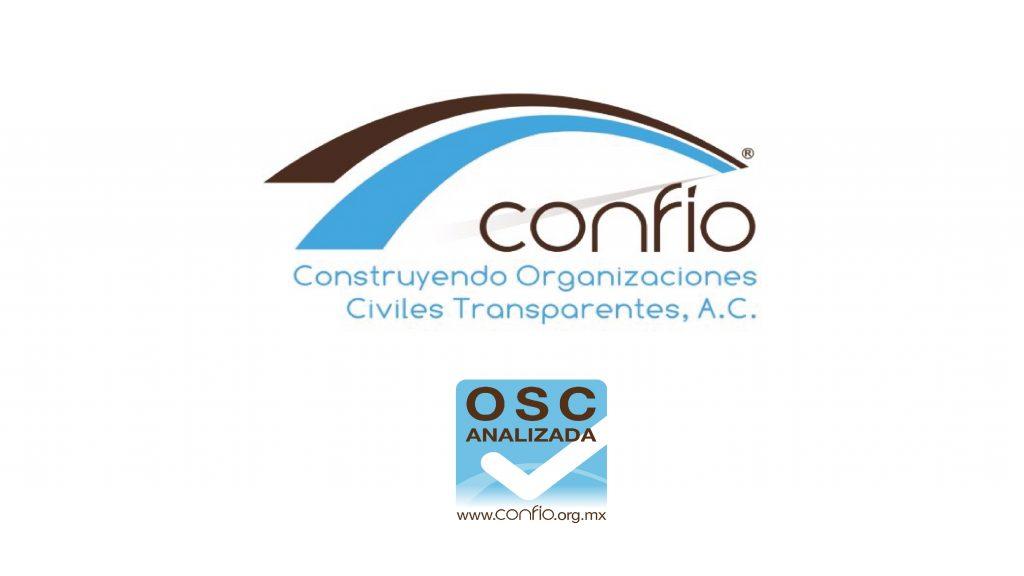 Logo Confio OSC Analizada