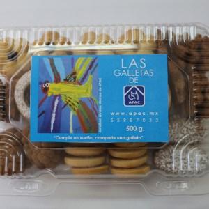 Domo de galletas 500g