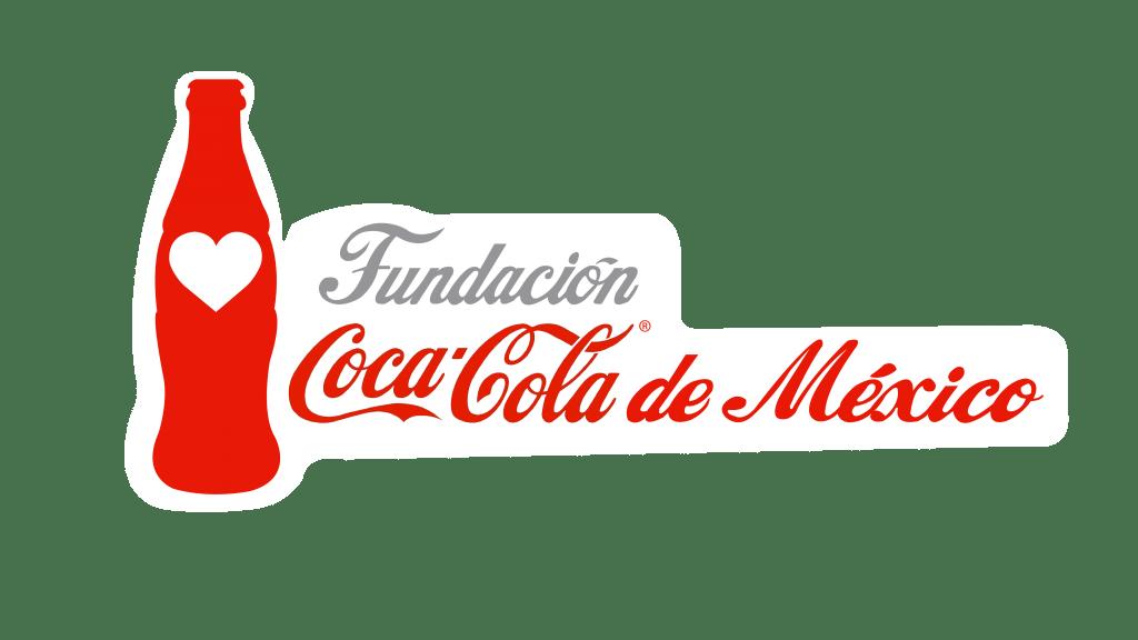 Logo Fundación Coca Cola