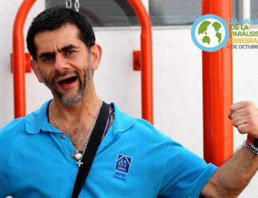 Ernesto, a PE teacher at APAC, has CP