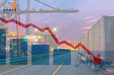 Cargo volumes at state-owned ports decline 21 pc in April