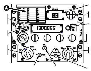 RADIO SET RT-1518C/ARC-164 HAVEQUICK II (HQ II) RADIO