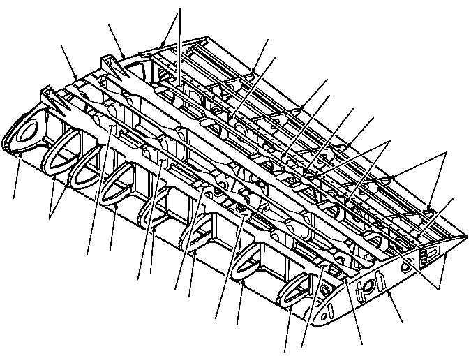 WING FRAME STRUCTURE