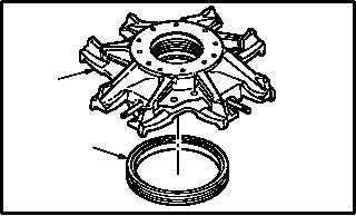 MAIN ROTOR DROOP STOP RING REMOVAL/INSTALLATION (AVIM)