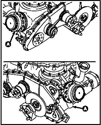 MAIN TRANSMISSION INPUT SHAFT OIL JET AND SCREEN REMOVAL