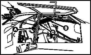 PILOT CIRCUIT BREAKER PANEL REMOVAL