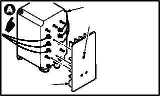 BLADE DE-ICE REMOTE CONTROL CIRCUIT BREAKER RELAY REMOVAL