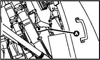 RIGGING LONGITUDINAL FLIGHT CONTROLS BETWEEN PILOT CYCLIC