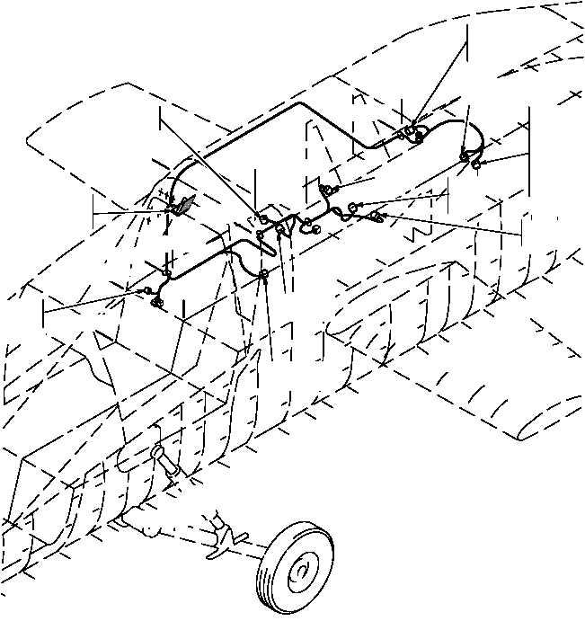 Figure 493. Group 09 Wiring Harness, W268