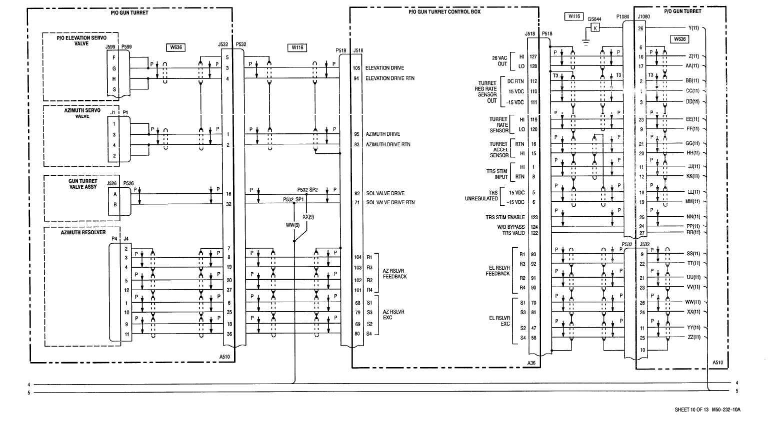 Sheet 10 Of 13 M50 232 3b