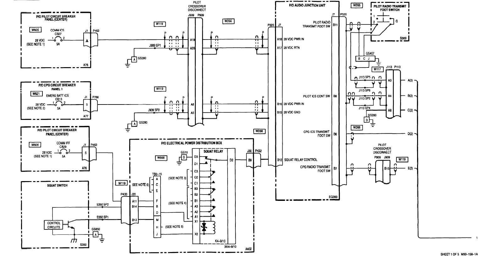M50 Wiring Diagram