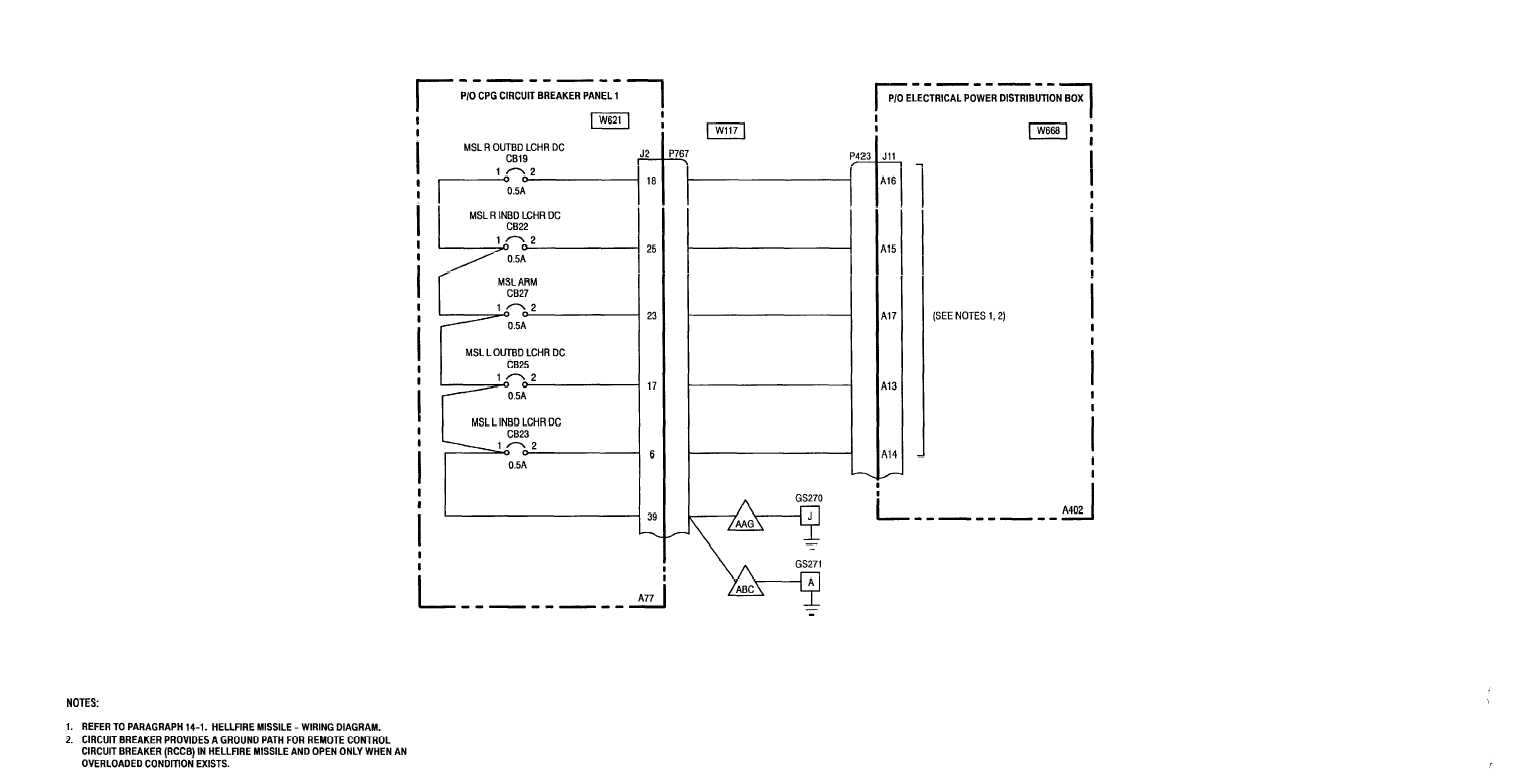 hight resolution of circuit protection dc ground circuit breakers cpg station wiring diagram 9 17 sheet 1 of 1 m50 220a 9 28