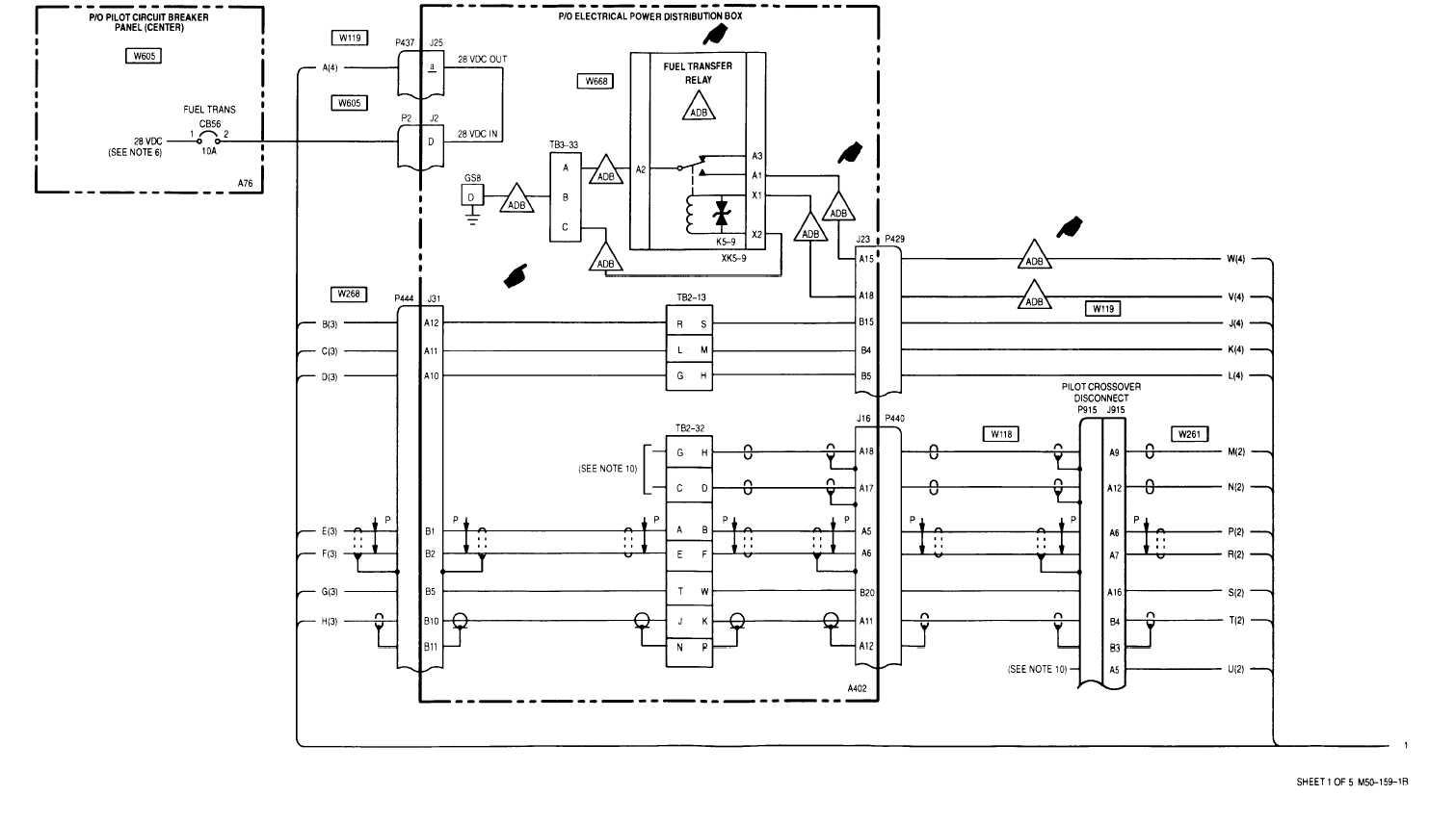 13 3 Fuel Quantity Lndication Transfer