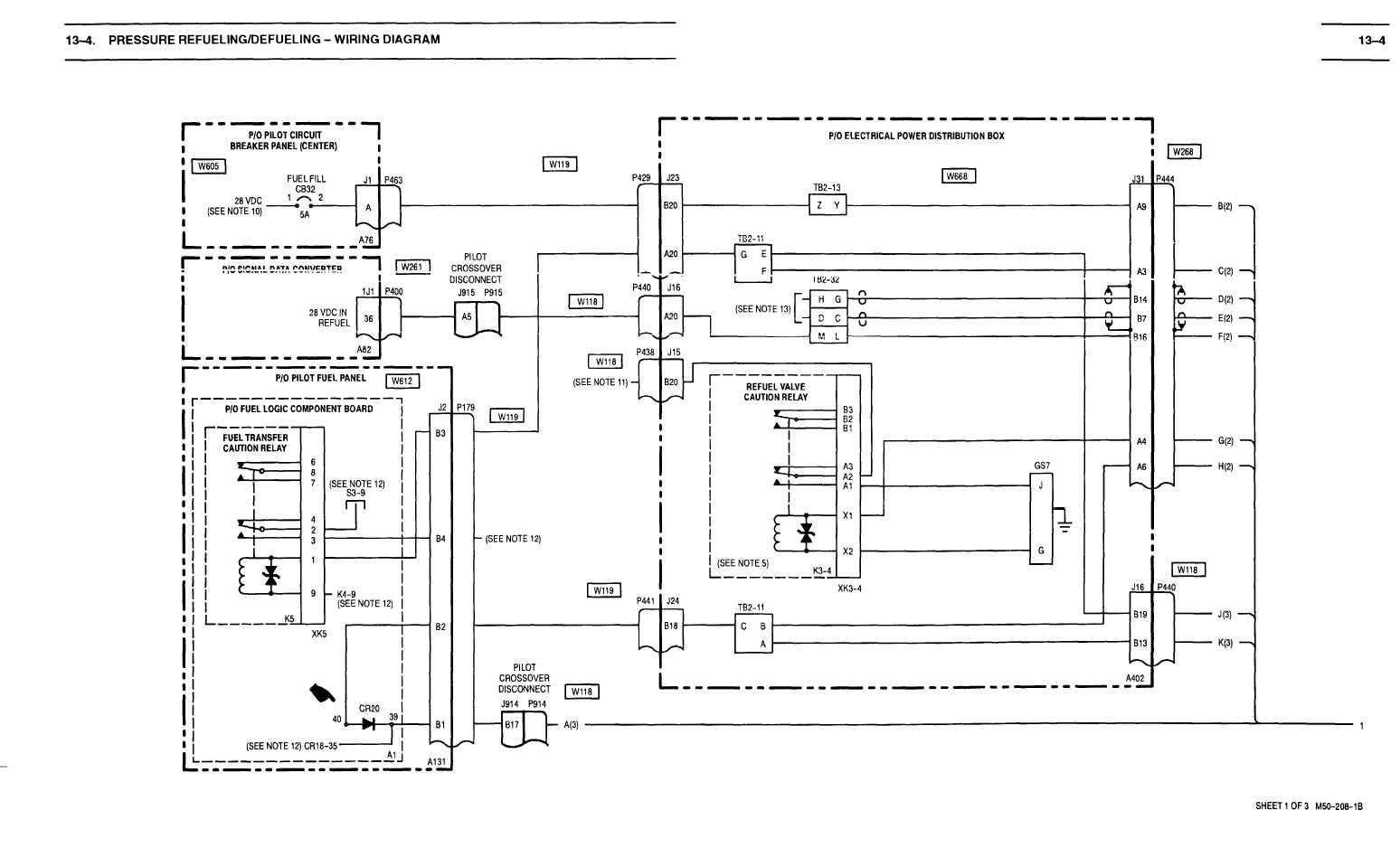 13 4 Pressure Refueling Defueling Wiring Diagram