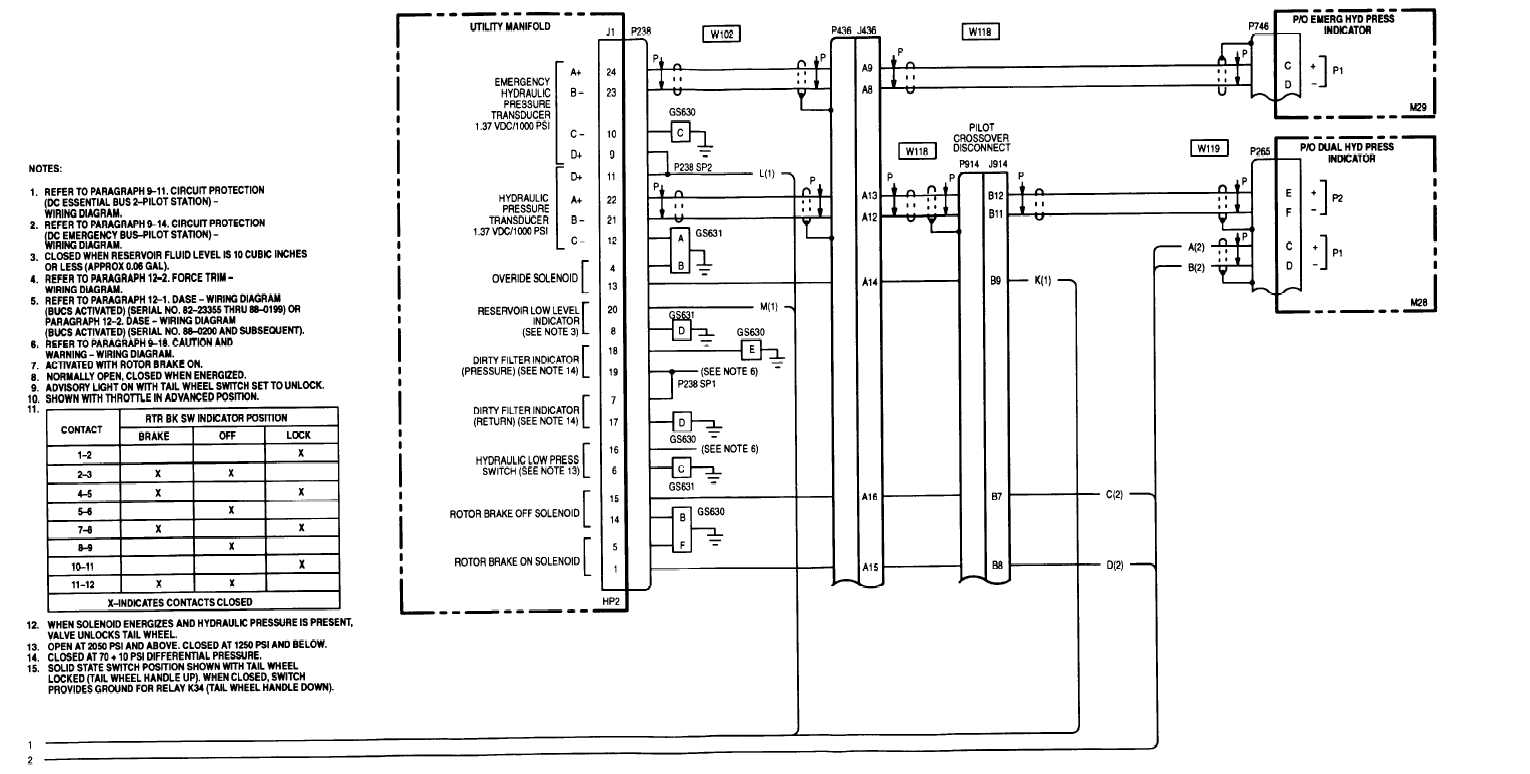15 1 Hydraulic Wiring Diagram Cont