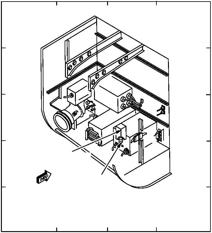 Table 42. Electrical Component Location and Configuration