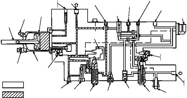 Figure 77. Primary Hydraulic System Functional Diagram
