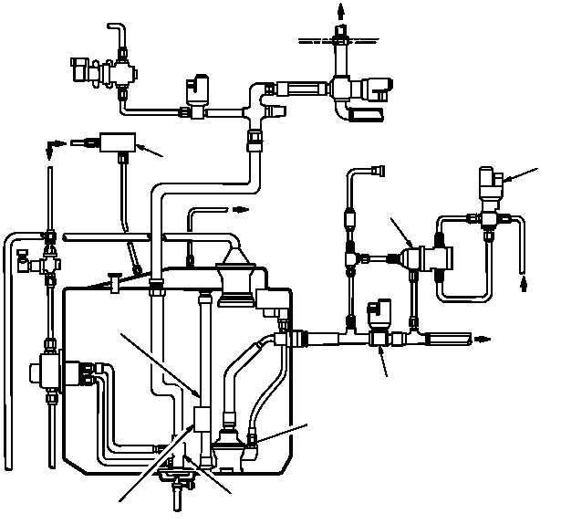 Figure 1015. Fuel Quantity Indication/Transfer System