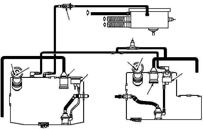 Figure 1021. Nitrogen Inerting System Interface Diagram