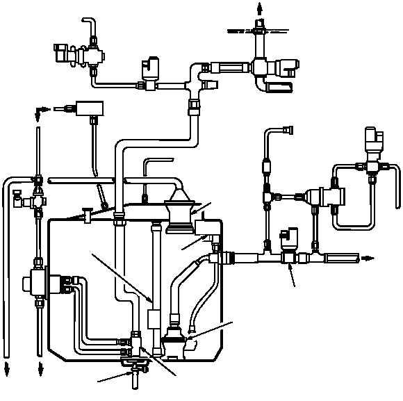 Figure 1023. Pressure Refuel/Defuel Interface Diagram