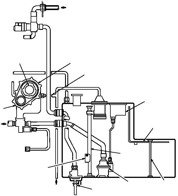 Figure 1023. Pressure Refuel/Defuel Interface Diagram