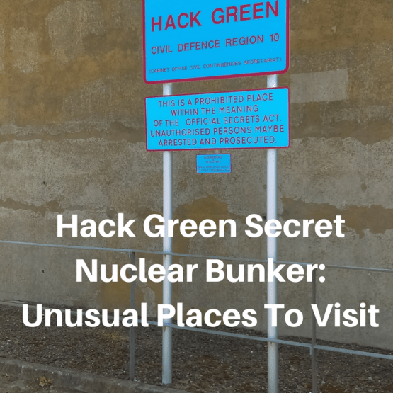 Hack Green Secret Nuclear Bunker: Life Underground In The Nuclear Age
