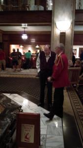 What started as a drunken prank led to the tradition of the Peabody Ducks at the Peabody Hotel