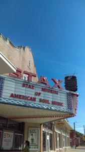 Sunshine on Stax, Memphis