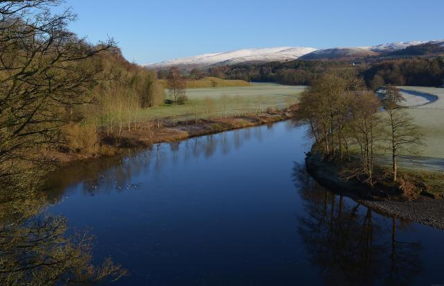 Great Things To Do In The Yorkshire Dales National Park - Ruskin's View at Kirkby Lonsdale