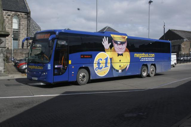 Cheap, affordable UK Travel: Megabus