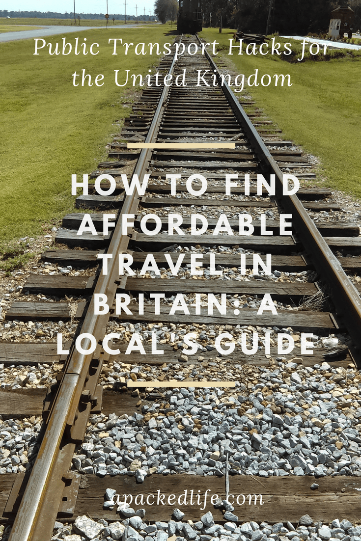 Bossing it by bus: How to Find Affordable Travel in Britain: A Local's Guide to Public Transport