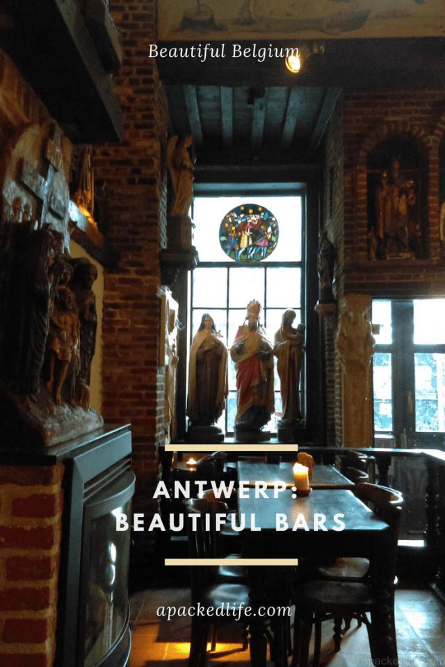Antwerp Bars Elfde Gebod
