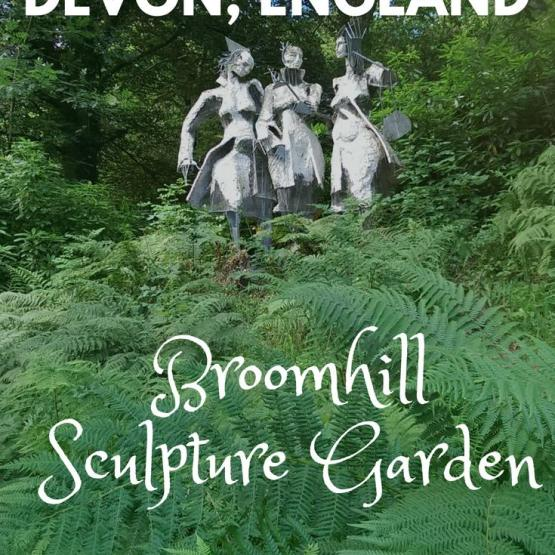 Art Magic In North Devon, England - Broomhill Sculpture Garden at Broomhill Art Hotel
