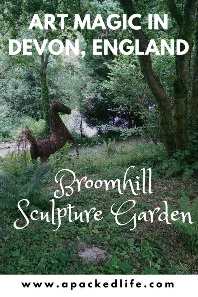 Art Magic In North Devon, England - Broomhill Sculpture Garden at Broomhill Art Hotel