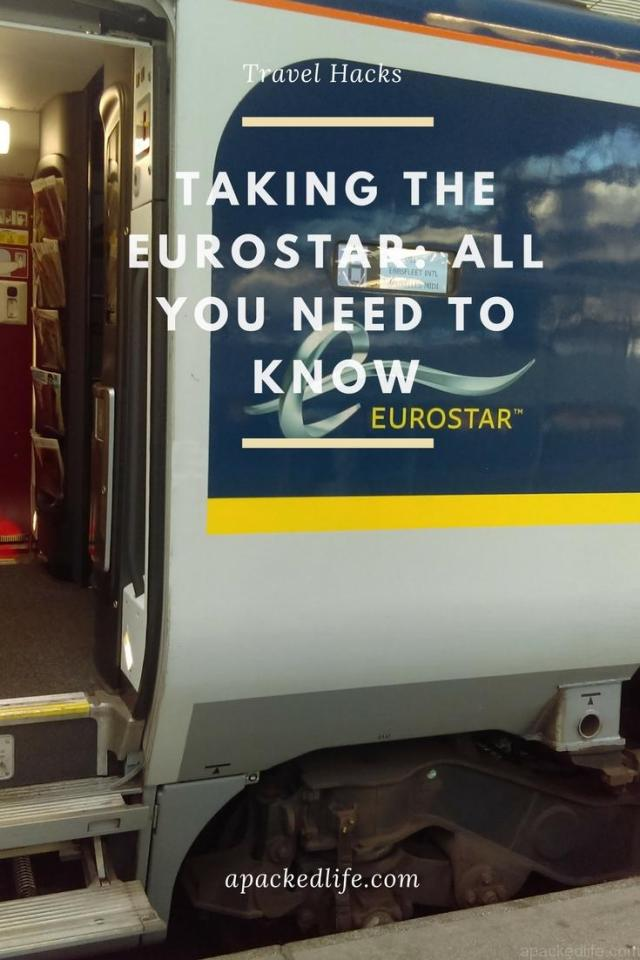 Taking the Eurostar- All You Need To KLnow - Eurostar New Train