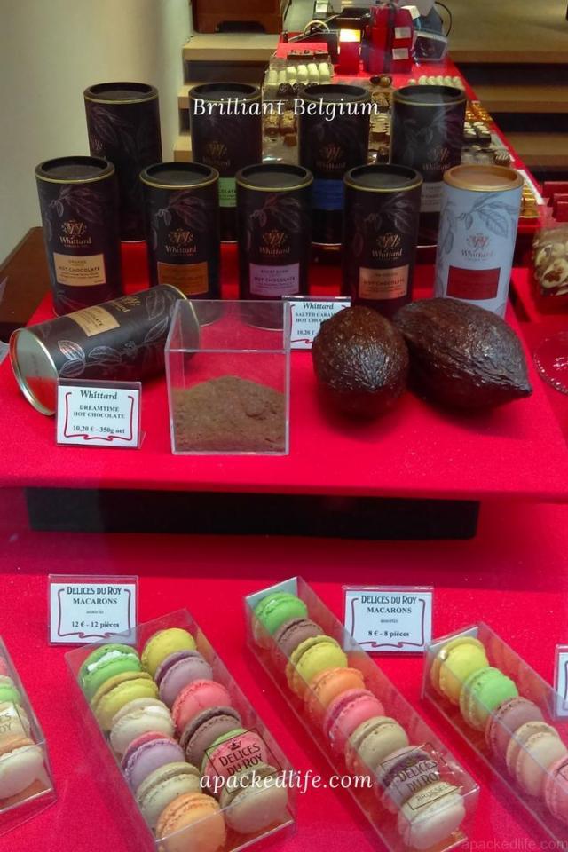 Brussels - Bringing Chocolate to Belgium