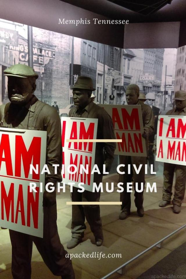 National Civil Rights Museum - I Am A Man